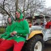 Santa & his elves come to Cow Farm!